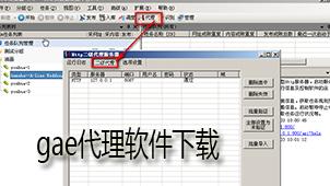 gae代理软件下载