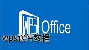 wps软件教程软件下载