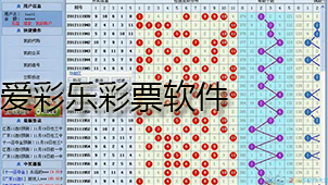 爱彩乐彩票软件下载