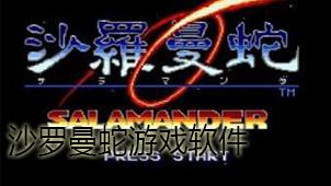 沙罗曼蛇游戏软件下载