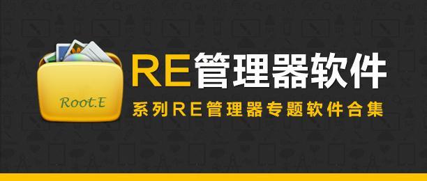 RE管理器汉化版大全