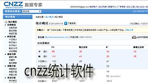 cnzz统计软件下载