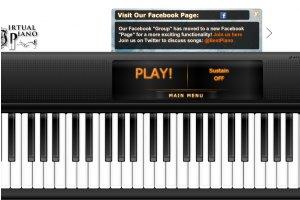 模拟钢琴大全
