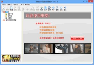 维棠FLV视频软件大全