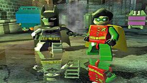 乐高蝙蝠侠专题