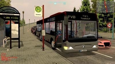 巴士模拟大全