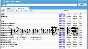 p2psearcher官网