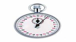 秒表计时器专题