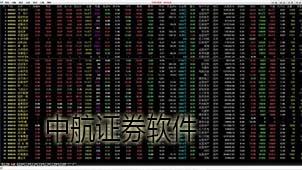 中航证券软件