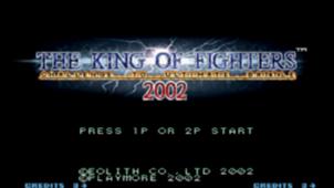 拳皇2002专题