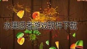 水果忍者游戏软件下载