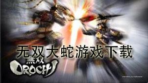 无双大蛇游戏下载