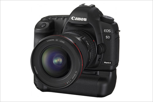 佳能 EOS 5D Mark II数码相机固件