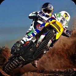越野摩托车赛
