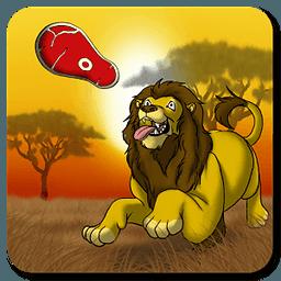 狮子王图片拼图...