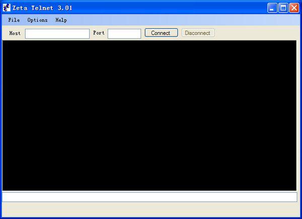 telnet工具ZetaTelnet