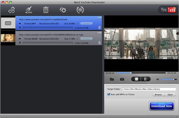 Andromeda Hyper YouTube Queue Downloader