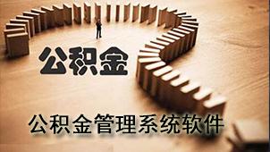 公积金管理系统软件