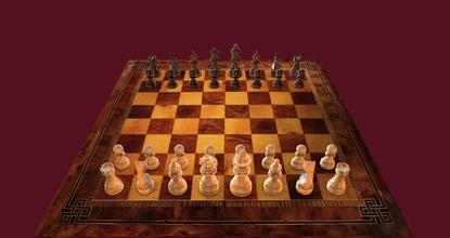 国际象棋棋谱