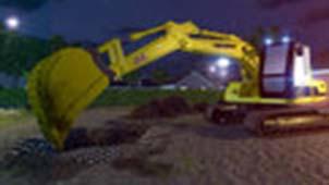 大型单机挖掘机游戏专题