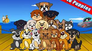 宠物狗游戏
