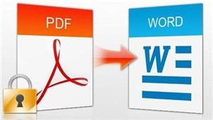 pdf转化为word