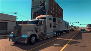 卡车模拟游戏专区