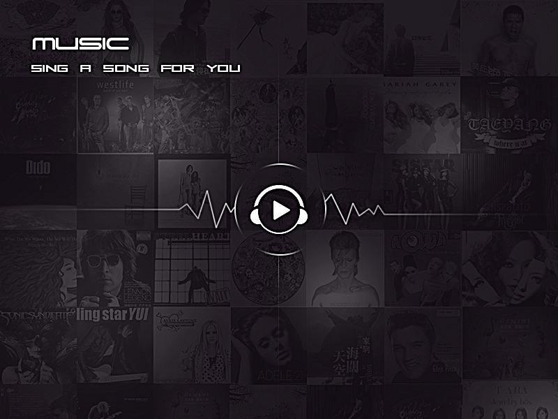 听音乐图片