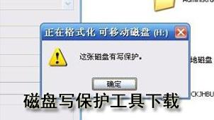 磁盘写保护工具下载