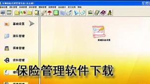 保险管理软件