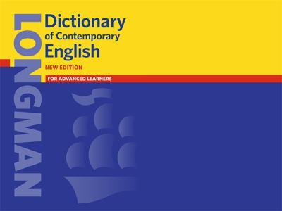 朗文英语辞典大全