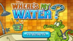给鳄鱼洗澡专题
