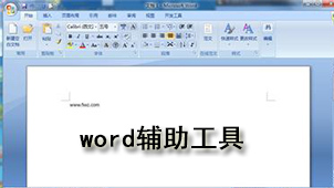 word辅助工具