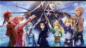 刀剑神域游戏