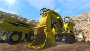 挖掘机模拟专区