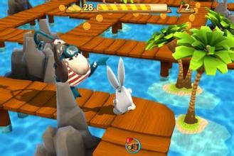 兔兔大冒险游戏大全