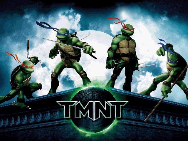 忍者神龟2007游戏大全