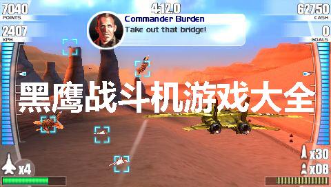 黑鹰战斗机游戏大全