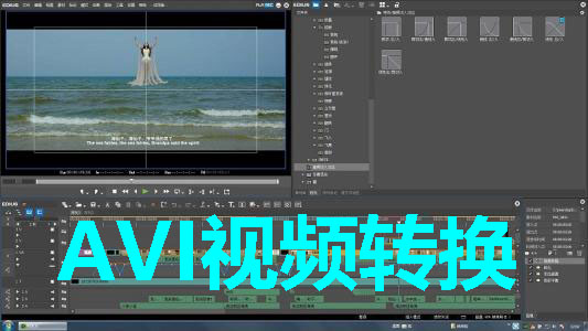 AVI视频转换大全