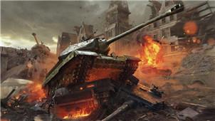 坦克游戏专区