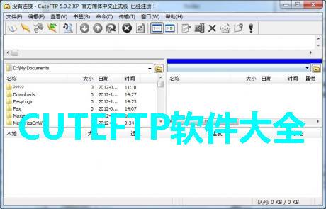 CUTEFTP软件大全