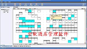 中软酒店管理软件