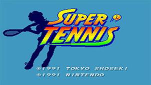 超级网球专题