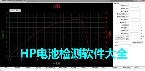 hp电池检测软件
