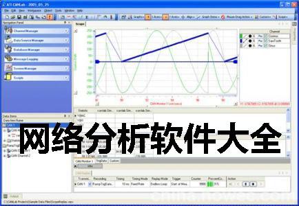 网络分析软件大全