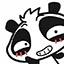 恶搞的猥琐熊猫qq表情 免费版