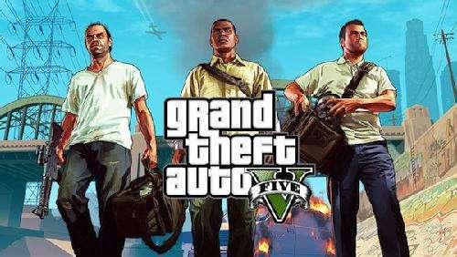 侠盗猎车手5(Grand Theft Auto 5)GTA5官方首支预告片720P