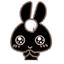 黑妮兔qq表情 免费版