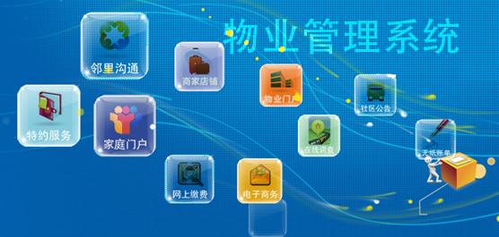 物业管理信息系统专题