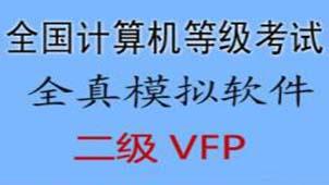 计算机二级vfp
